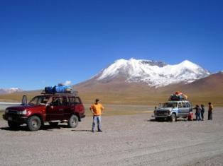 4x4 en el norte grande, actividades en Chile