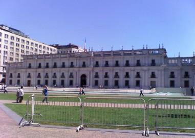 Palacio de la Moneda, Chile