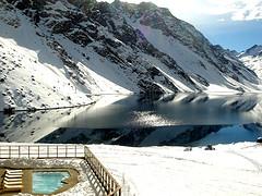 Inca Lake Portillo, Skiing in Chile