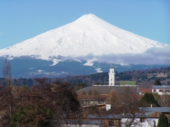 Volcan Villarrica, Tourist Attractions in Chile