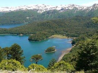 Parque Nacional de Conguillio, Lugares Turisticos de Chile