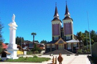 Church in Panguipulli