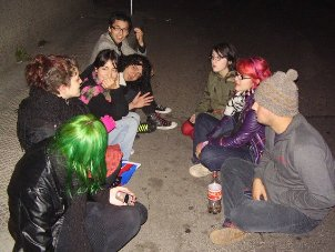 Yong Crowd Dathering, Chile Culture