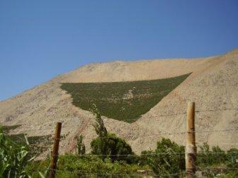 Valle del Norte Chico, Lugares Turisticos de Chile
